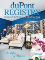 duPont Registry Tampa Bay - May-June 2018