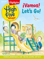 Highlights High Five Bilingue - June 2018