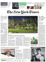 International New York Times - 12 May 2018