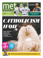Metro New York – May 08, 2018