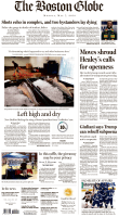 The Boston Globe – May 07, 2018