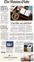 The Boston Globe – May 09, 2018