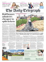 The Daily Telegraph - May 8, 2018