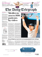 The Daily Telegraph - May 10, 2018