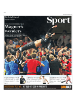 The Daily Telegraph Sport - May 10, 2018