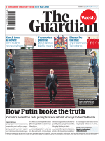The Guardian Weekly – May 11, 2018