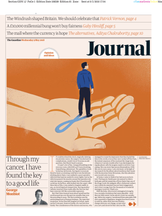 The Guardian e-paper Journal - May 9, 2018