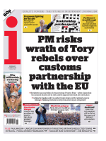 The i Newspaper – May 07, 2018