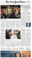 The New York Times - 8 May 2018