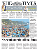 The Times - 8 May 2018