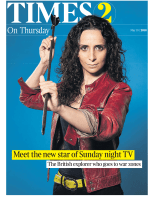 The Times Times 2 - 10 May 2018