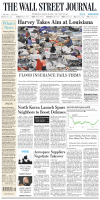 The Wall Street Journal Europe 30 August 2017