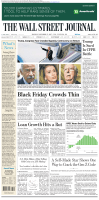 The Wall Street Journal November 27 2017