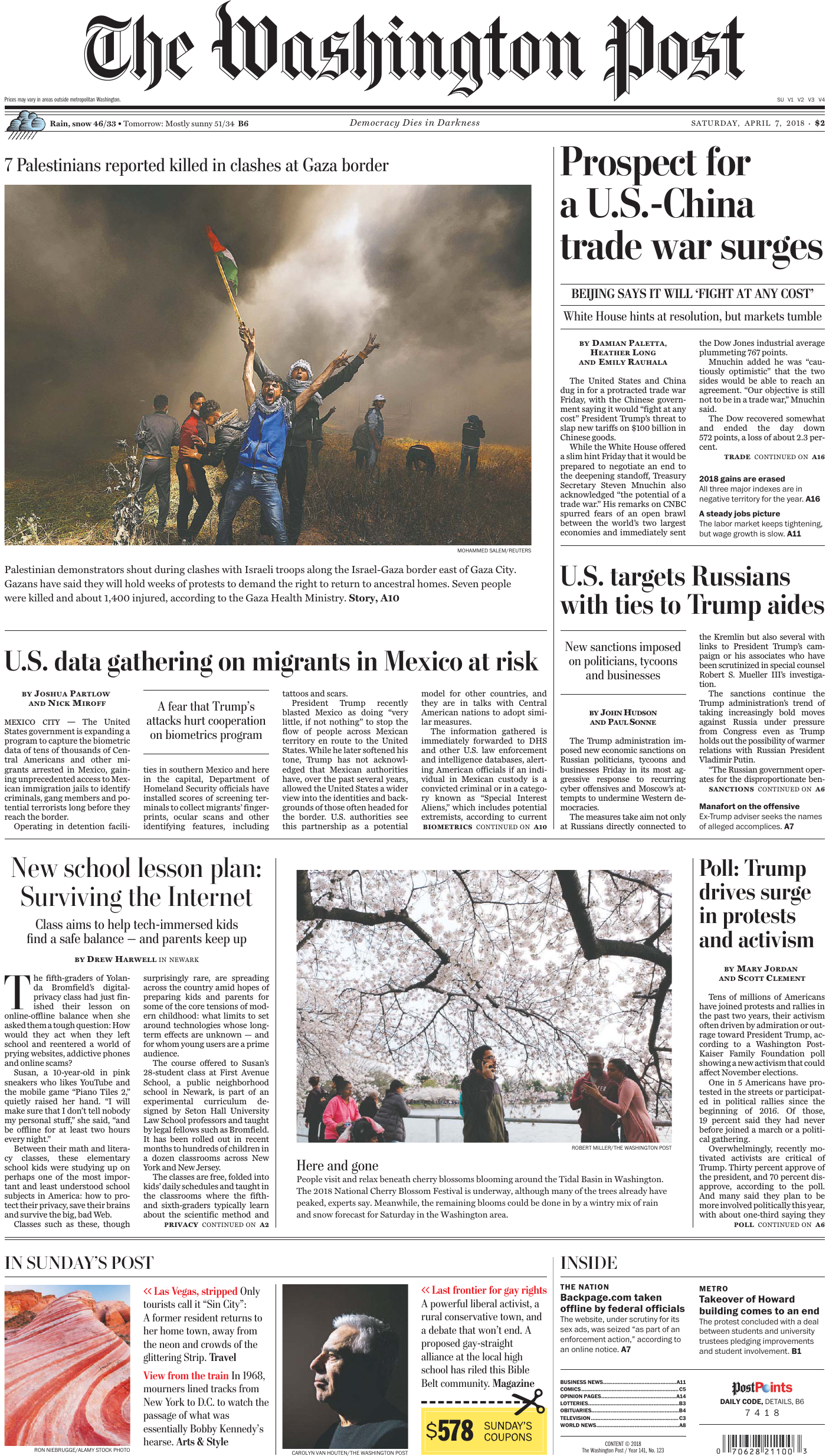 The Washington Post – April 07 7b3c0eb08