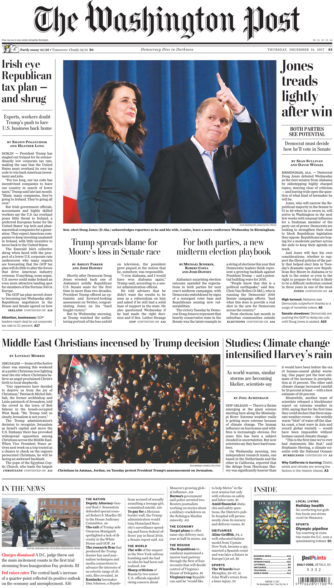 461cec1a237c The Washington Post – December 14