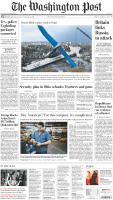 The Washington Post – March 13, 2018