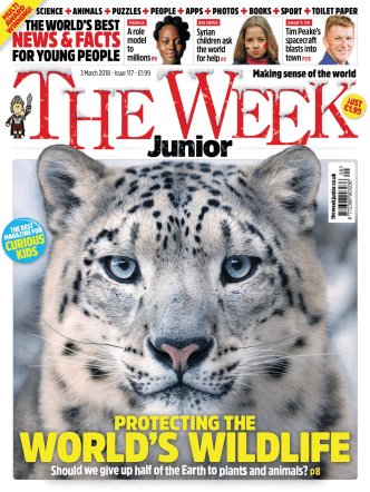 The Week Junior UK - 02 March 2018