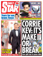 Daily Star – May 14, 2018