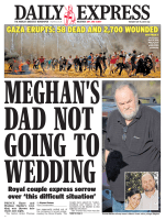 Daily Express – May 15, 2018