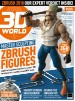 3D World UK - July 2018