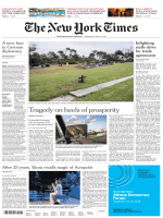 2018-05-23 The New York Times International Edition