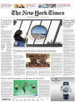 2018-05-25 The New York Times International Edition