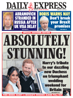Daily Express – May 21, 2018