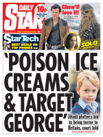 Daily Star – May 24, 2018