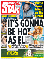 Daily Star – May 23, 2018