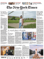 International New York Times - 14 May 2018