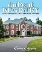duPontREGISTRY Homes - July 2018