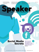 Speaker - April 2018