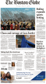 The Boston Globe – May 15, 2018
