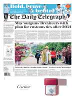 The Daily Telegraph - May 17, 2018
