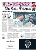 The Daily Telegraph - May 18, 2018