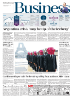 The Daily Telegraph Business - May 16, 2018