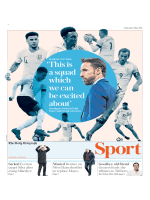 The Daily Telegraph Sport - May 17, 2018