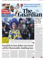 The Guardian - May 17, 2018