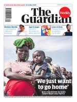 The Guardian Weekly – May 25, 2018