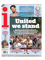 The i Newspaper – May 23, 2018