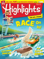Highlights for Children - July 2018