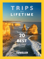 National Geographic Traveller UK  July 2018