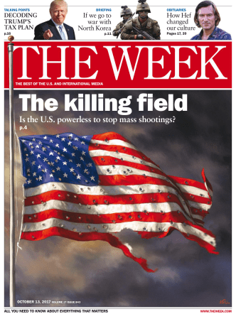 The Week USA - October 13, 2017
