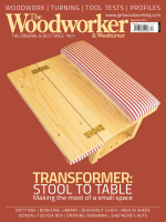 The Woodworker & Woodturner - January 2018