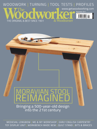 The Woodworker & Woodturner - November 2017