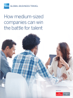 The Economist - How medium-sized businesses can win the battle for talent 2017