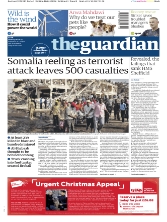 The Guardian - 16 October 2017