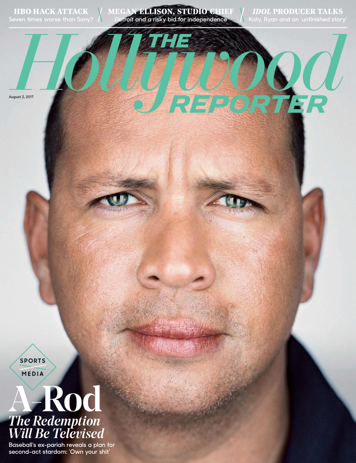The Hollywood Reporter August 2 2017