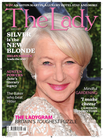 The Lady 14 July 2017
