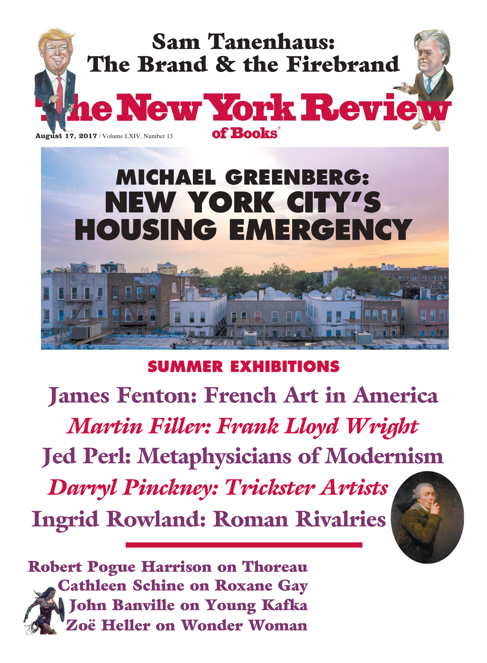 The new york review of books august 17 2017 fandeluxe Images